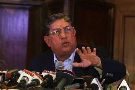 Srinivasan refuses to comment, uncertainty prevails