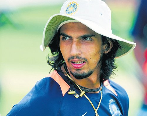 Ishant, leader in making