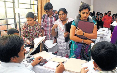 PG admission at BU turns into debacle on Day One