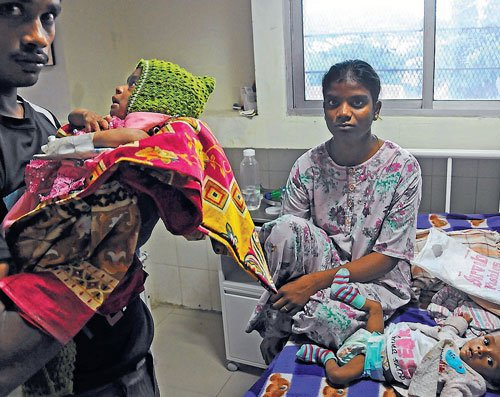 Poverty sapping children  of their vitals in DJ Halli