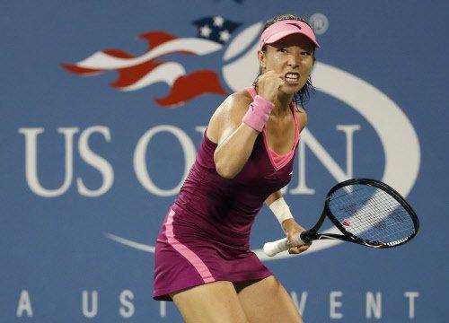 US Open: Zheng Jie knocks out Venus Williams