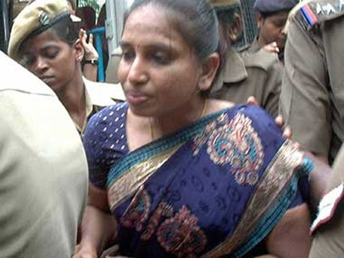 Nalini moves HC seeking to quash charges framed against her