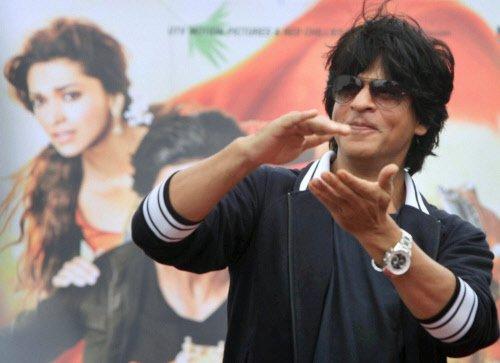 SRK recalls first visit to Delhi's Appu Ghar