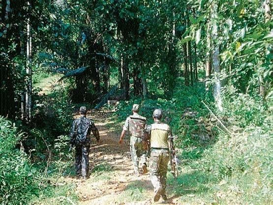 Two hardcore Maoists arrested