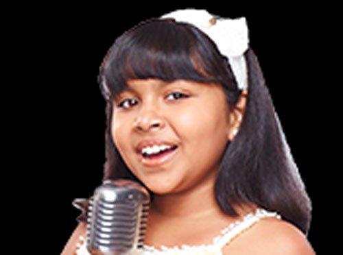 Bangalore girl Anjana Padmanabhan wins first 'Indian Idol Junior'