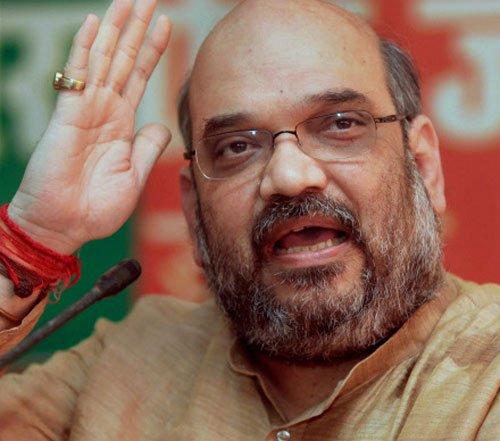 'BJP leaders' bid to save Shah'