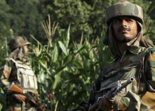Pak troops violate ceasefire again, target Indian posts