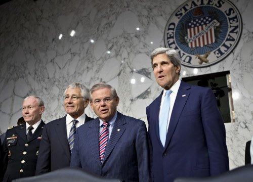 US Senate's Syria resolution sets 60 days deadline