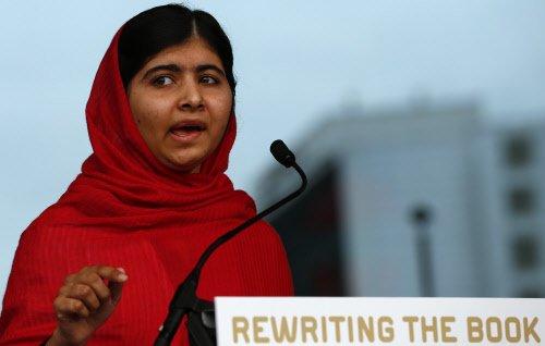 Malala Yousafzai opens Europe's biggest library in UK