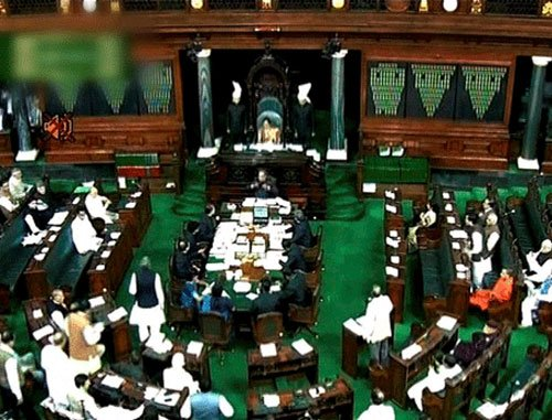 Lok Sabha passes 'save while you earn' pension bill