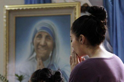 Special prayers mark Mother Teresa's death anniversary
