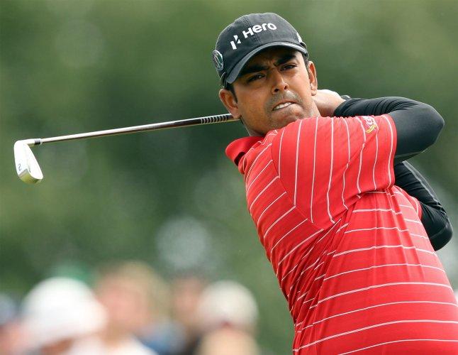 Lahiri starts with a bang at European Masters