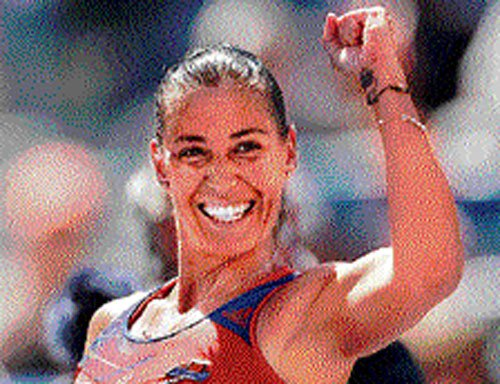 Pennetta's 'unexpected' rise to glory!