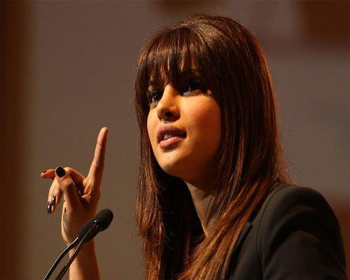 I'm very critical of myself: Priyanka Chopra