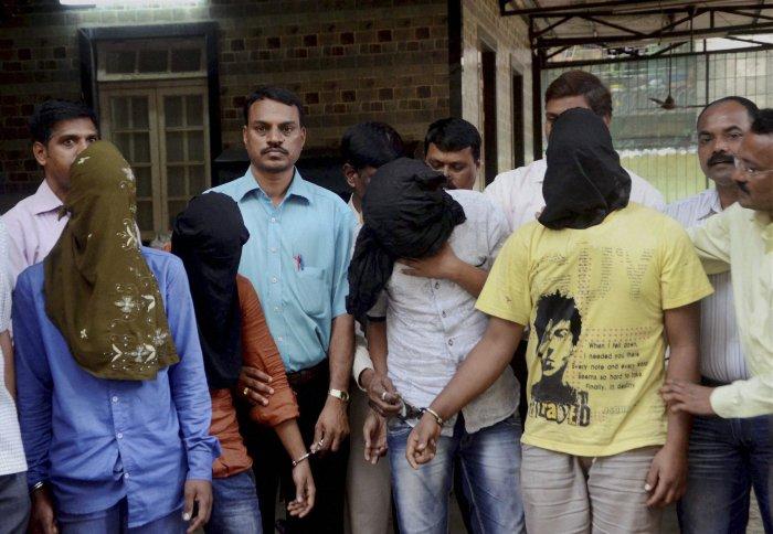 Victim identifies her rapists during identification parade