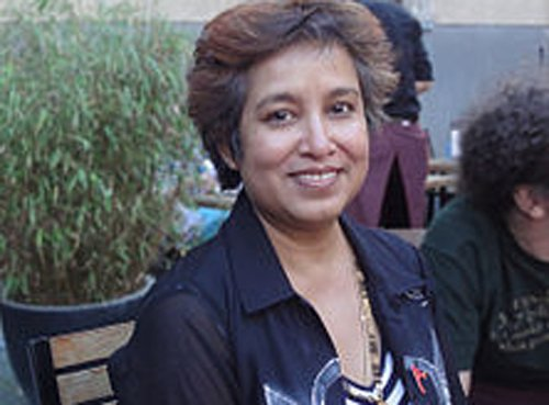 India the only place I identify with: Taslima
