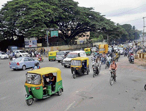 BWSSB drive: Residents look the other way