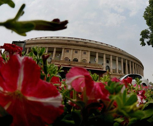 Monsoon session a clear victory for Congress