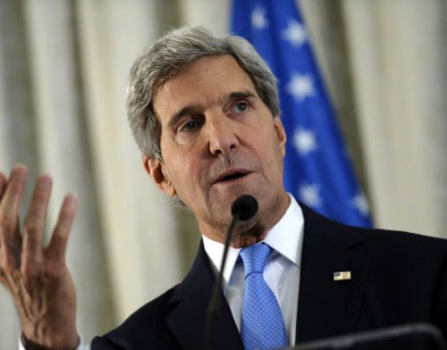 Arab ministers agree Syria attack crossed 'global red line': Kerry
