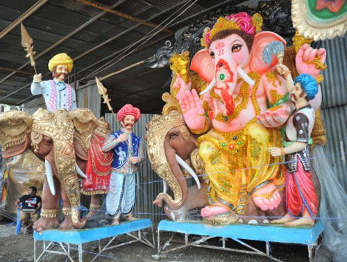 Dalit students prevented from offering prayers to Lord Ganesha