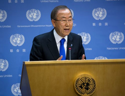 If Syria used chemical weapons, world should respond: UN