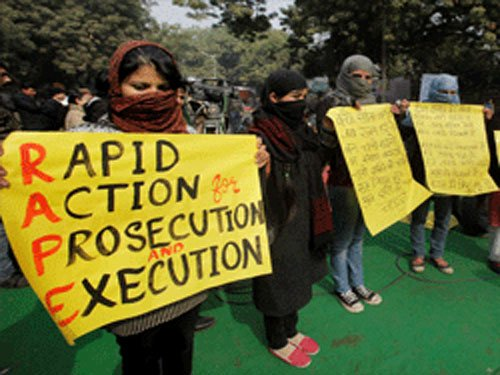 Four who savaged Delhi woman convicted; judge says act 'premeditated'