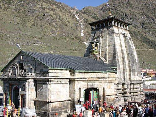 Stage set for resumption of prayers at Kedarnath shrine