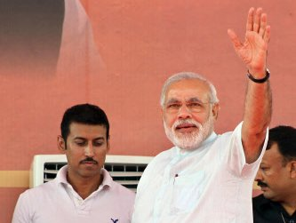 'Burqa' diktat by BJP for Modi rally raises eyebrows