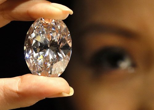 Giant white diamond could fetch USD 35 mn in HK: Sotheby's