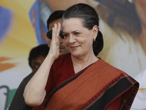 Sonia returns home after check-up