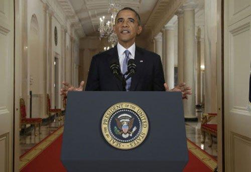 Obama asks Congress to delay Syria strike vote