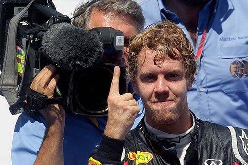 Hope nobody will stop me from winning: Sebastian Vettel