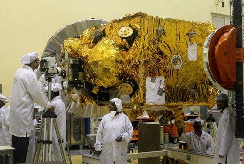 India readies Mars orbiter