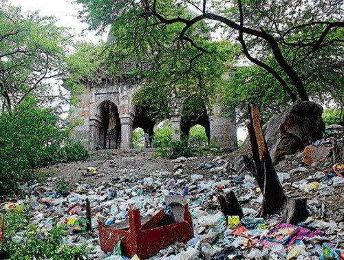 Heritage in ruins