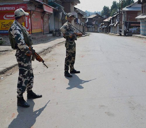 Curfew in Kashmir's Shopian after man dies in 'firing'