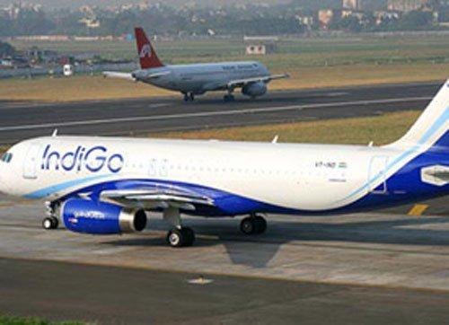 Narrow escape for passengers as flight hits runway lights