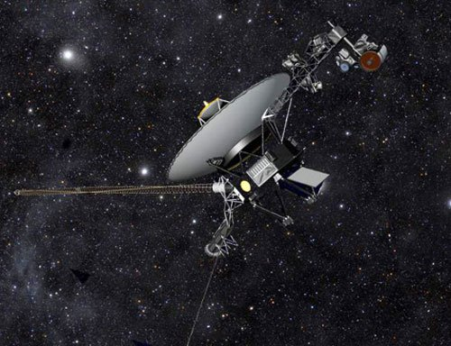 Voyager 1 leaves solar system: NASA