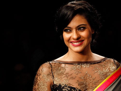 I try to protect kids from limelight: Kajol