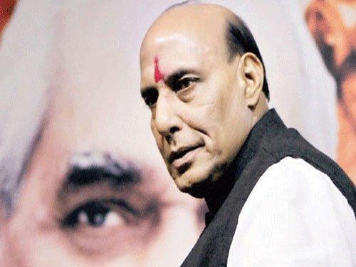 Rajnath likely to call BJP Parliamentary Board meet