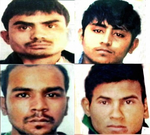 Death sentence awarded to four convicts in gangrape case