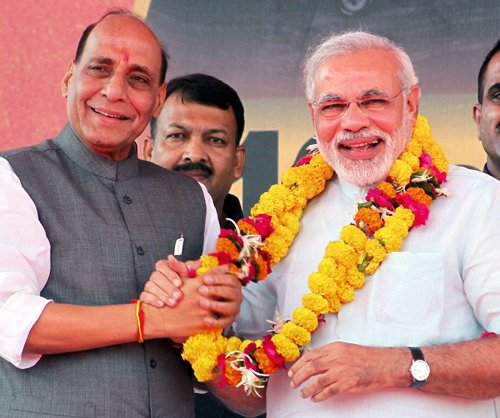 Modi is finally PM candidate, pledges 2014 victory