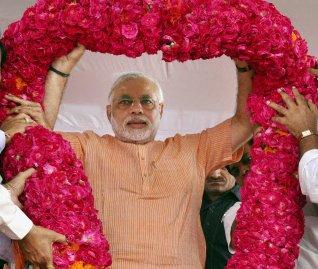 Will lead BJP to victory in 2014: Modi