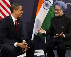 Obama, Singh meeting to focus on economic issues: US