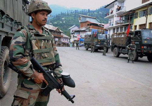 Curfew lifted from South Kashmir towns, except Shopian