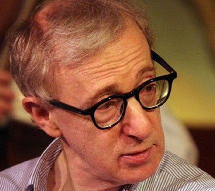 Woody Allen to get Golden Globes lifetime achievement award
