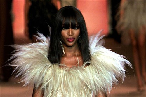 Fashion and gay culture go hand-in-hand: Naomi Campbell