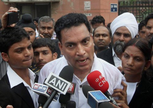 Gangrape case: Defence lawyer stokes controversy