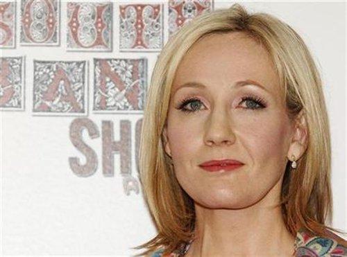 Rowling makes screen-writing debut