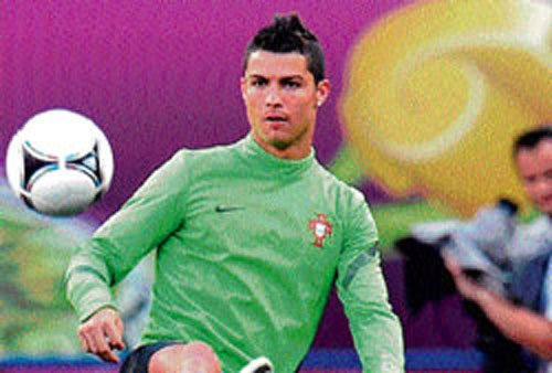 Cristiano Ronaldo renews contract with Real Madrid