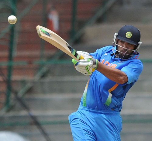 Yuvraj cherishes success in first game of the season